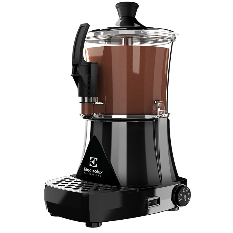 Lola Hot chocolate dispenser with 6L bowl