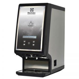 Hot Beverage Dispenser for soluble powder