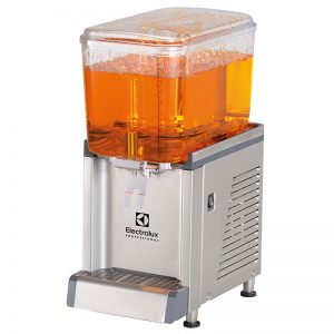 ECS Chilled beverage dispenser with 1x18L bowl and agitator