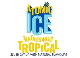 Temp Label Atomic Ice Tropical