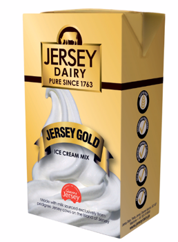 Jersey Gold Ice Cream
